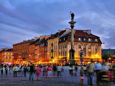 Warsaw, Poland (by grazanna)