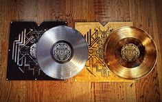 Great Gatsby Vinyl limited edition set by Third Man Records