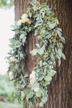 #wreaths, #leavesPhotography: Lucida Photography - lucida-photography.comRead More: http://stylemepretty.com/2013/08/27/vancouver-wedding-from-lucida-photography-filosophi-events/
