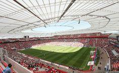 Bay Arena Leverkusen