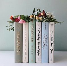 naked pastel hardbacks by book.lover12