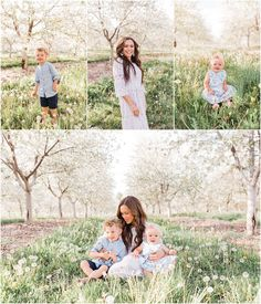 Looking for inspiration for an upcoming family photo session? Spring is the ideal season to take beautiful family pictures! And we can help you find the perfect Utah location for your family photos, like this gorgeous fruit orchard in Santaquin, Utah! Family Picture Poses, Family Photo Outfits, Family Photo Sessions, Family Posing, Family Pictures, Professional Photographer, Family Photographer, Spring Photos, Utah Photographers