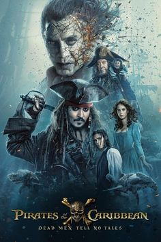 Directed by Joachim Rønning, Espen Sandberg. With Johnny Depp, Geoffrey Rush, Javier Bardem, Orlando Bloom. Captain Jack Sparrow (Johnny Depp) searches for the trident of Poseidon while being pursued by an undead sea Captain and his crew. Hd Movies, Disney Movies, Movies Online, Movies And Tv Shows, Movie Tv, Watch Movies, Movies Free, Disneyland Movies, Films Récents