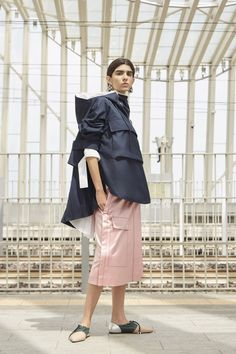 Sportmax Resort 2019 Fashion Show Collection: See the complete Sportmax Resort 2019 collection. Look 2