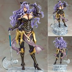 AmiAmi [Character & Hobby Shop] | Fire Emblem if - Camilla 1/7 Complete Figure(Pre-order)