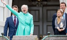 Denmark's Queen Margrethe rang in her 77th birthday with a celebration at Marselisborg Palace on April 16. She was joined by her family for the special day which coincided with Easter.