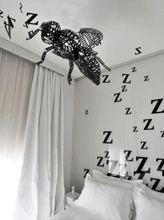 Zzzzzzzzzzzzzzz room | Maison Moschino | Milan