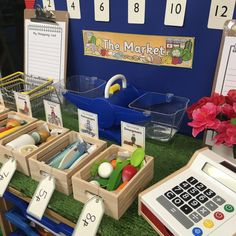 Market Year 1 Classroom, Early Years Classroom, All About Me Topic, Reading Den, Creative Area, Block Play, Writing Table, Eyfs, Small World