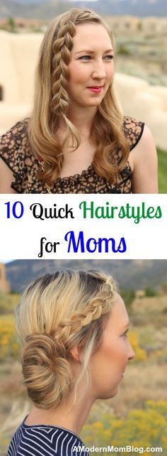 Quick hairstyles easy hairstyle 5 minute hair ideas braided hairstyles Source b 5 Minute Hairstyles, Easy Hairstyles For Medium Hair, Cool Braid Hairstyles, Fast Hairstyles, Braided Hairstyles Tutorials, Easy Hairstyles For Long Hair, Braids For Short Hair, Casual Hairstyles, Medium Hair Styles