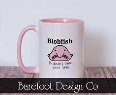 Guys love it when I tell them I'm bi on the first date mug Tea Mugs, Coffee Mugs, Blobfish, Rainbow Coffee, Im So Fancy, Mug Cup, Cool Diy, Family Gifts, You And I