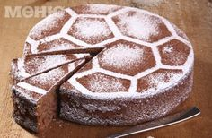 Italian chocolate cake with walnuts  Recipe: http://bit.ly/GQdpNB