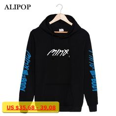 ALIPOP KPOP Korean Fashion WINNER MINO Min Ho SOLO BODY Album Cotton Hoodies With Hat Clothes Pullovers Sweatshirt PT215