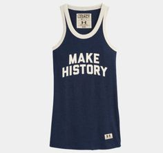 8 Style Mistakes to Avoid When You're Working Out | Under Armour Legacy Graphic Tank