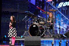 Aaralyn & Izzy sing Zombie Skin | America's Got Talent | New York City | #AGT