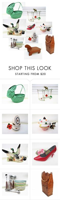 Singing Spring, Spring A Ling A Ling by whimzythyme on Polyvore featuring interior, interiors, interior design, home, home decor, interior decorating, As Is and Handle