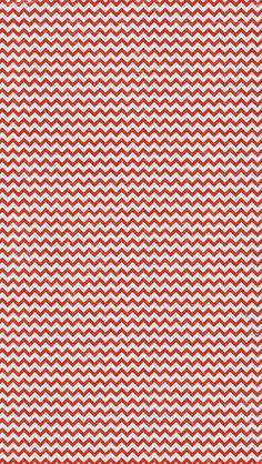 iphone 5 wallpaper - #red #chevron #pattern