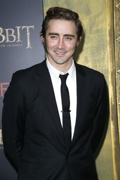 Lee Pace, 2012.