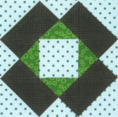 Starwood Quilter: Nonsense Quilt Block and the Fatal Flaw