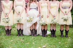 An inspirational, creative and relaxed wedding perfectly planned by Rachel and Chris on a beautiful 4 acre property. The evergreen trees, a small red barn, a pond, and a breathtaking landscape were the perfect backdrops for the couple's stunning portraits Always A Bridesmaid, Bridesmaid Dresses, Bridesmaids, Wedding Dresses, Farm Wedding, Rustic Wedding, Dream Wedding, Ontario, Rustic Backyard