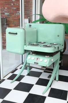 Dolce - Electromaster, Inc - Vintage Art Deco Stove/Oven / View 2 ($500-5000) - Svpply