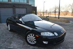 1992 Lexus SC 400, 93,265 miles, $6,995.