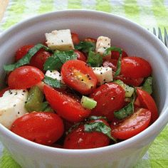 Caprese Salad Inspired by Food Network
