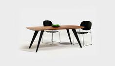 Designerskie, nowoczesne stoły enkel dąb, orzech, modrzew, jesion, brzoza, akacja