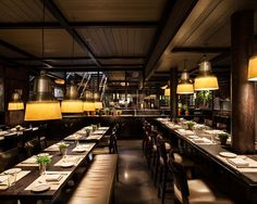 The Mercer Kitchen | Jean-Georges Restaurants New York | Restaurant