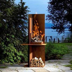 Beautiful how to build an outdoor fireplace with cinder blocks only in indoneso design
