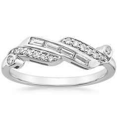 Orianthe Diamond Ring (1/4 ct. tw.) in 18K White Gold