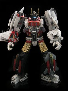 Ultimate Superion