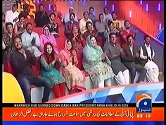 The Awesome World: Khabarnaak On Geo News22nd October 2016
