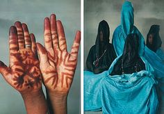 """From the Vogue Archives: Irving Penn's """"Veiled Mystery of Morocco"""" Vogue December 1971"""