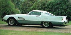 Ferrari 410 Superfast (Pininfarina), 1956