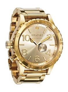 Nixon's Men's Watches online at NixonNow.com - StyleSays