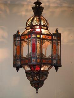 Moroccan lanterns, Moroccan lamps, Moroccan Garden Candle Lantern, Moroccan Candle Holder, Moroccan Lampshades, Moroccan Garden Lantern
