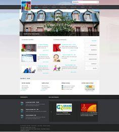 Website creation for FJT de Rodez - 2012 - France - http://fjt-rodez.fr/