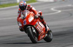 casey stoner 2008 | Stoner più veloce nel secondo giorno di test