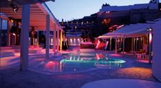 Mykonos - Nightlife - Paradise Club - good for earlier - get a table