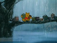 biqq-daddie:  httpwwwurl:  pooh bear always makes me cry. just look at him he's so innocent and pure and is always in trouble its as if the world hates him but how can you hate such a lovable creature