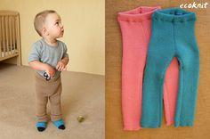 Merino Wool Children BOY Girl Leggings Longies Pants | eBay