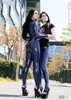 Bella Isadora & Lady Alshari.