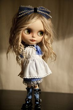 Blythe Alice version | Flickr - Photo Sharing!