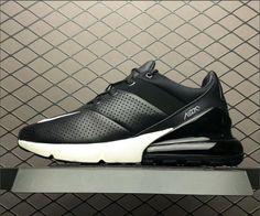 the latest 2378a 2c801 Nike Air Max 270 Premium Black White Mens Shoes Mens Shoes Sale, Mens Shoes  Online