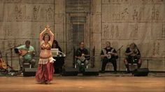 Rakkasah East 2014 Somerset, New Jersey, USA - Mariah Bellydancing LIVE with Pangia! Mariah's traditional American Cabaret Style to Ghal Ya Bouy, short Taxim to Keskin Bicak, drum solo featuring Carmine, and Dere Finale!