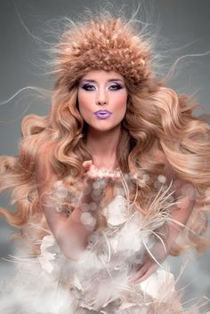 Figaro Awards: Avant-Garde Hairstyles Finalists!