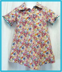 Oilily Spring Floral Dress Cotton Knit