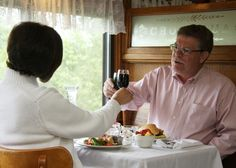 www.conwayscenic.com.  Toast your special occasion aboard one of our beautiful dining cars.