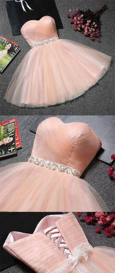 Cute Prom Dress,Charming Prom Dresses,Tulle Prom Gown,Elegant Prom
