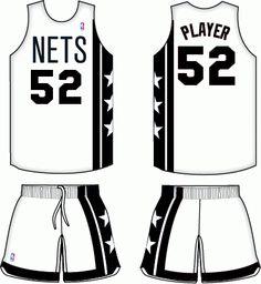 Rumored new Brooklyn Nets uniforms #nba